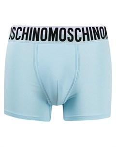 Боксеры с логотипом Moschino