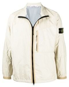 Непромокаемая куртка Membrana 3L на молнии Stone island