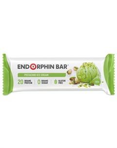 Батончик протеиновый Фисташковое мороженое 60 г Endorphin bar