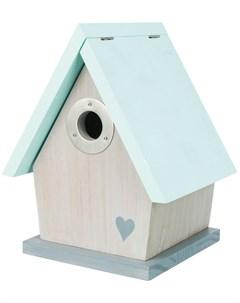 Скворечник для гнездящихся в полостях птиц 20 х 26 х 17 см 1 шт Trixie