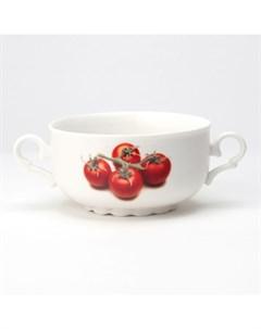 Супница Овощи CN3086 450мл Shunxiang