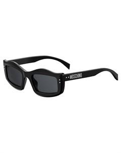 Солнцезащитные очки женские Moschino MOS029 S BLACK 20161080751IR Moschino love