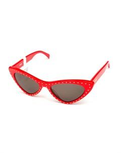 Солнцезащитные очки женские Moschino MOS006 S RED 200799C9A52IR Moschino love