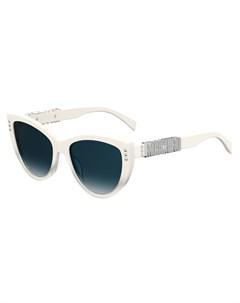 Солнцезащитные очки женские Moschino MOS018 S WHITE 201337VK65608 Moschino love