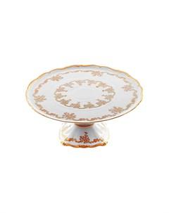 Тарелка для торта 32см Queens crown