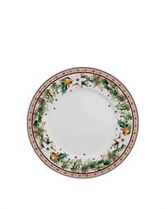Тарелка Christmas 21 см Repast