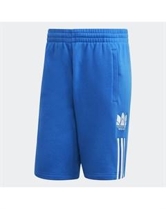Шорты 3D Trefoil 3 Stripes Originals Adidas