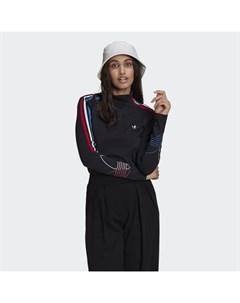 Лонгслив Adicolor Tricolor Originals Adidas