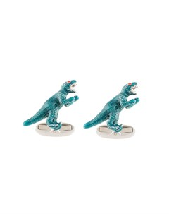Запонки в виде динозавров Paul smith