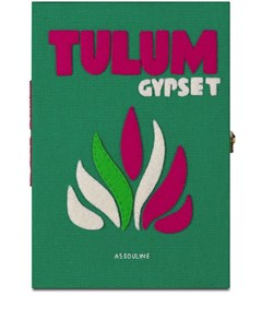 Клатч Tulum из коллаборации с Olympia Le Tan Assouline