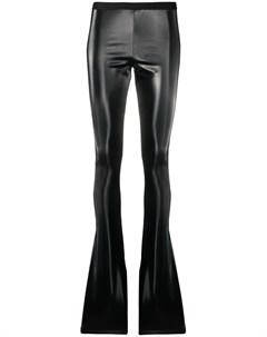 Расклешенные брюки Rick owens lilies