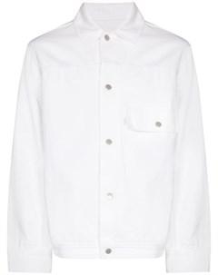 Джинсовая куртка на пуговицах Studio nicholson