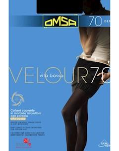 Комплект колготок 2 пары 70 den цвет nero Omsa
