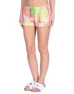 Пляжные брюки и шорты Flavia padovan