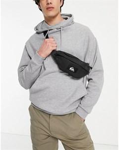 Черная сумка кошелек на пояс Pub Jug Quiksilver