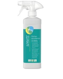 Средство дезинфицирующее для поверхностей экологически чистое органическое 500 мл Sonett