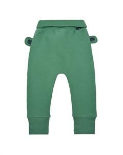 Спортивные брюки с принтом обезьянка детские Sanetta kidswear