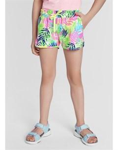 Трикотажные шорты для девочек Ostin