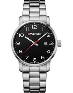 Швейцарские наручные мужские часы Wenger