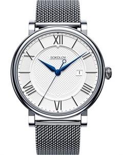 Fashion наручные мужские часы Sokolov