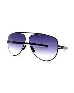 Солнцезащитные очки IB Maik O Black Ic! berlin