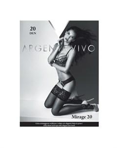 Чулки Mirage 20 Cognac 2 Argentovivo