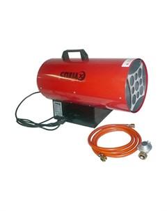 Пушка тепловая газовая IGE 10 Спец