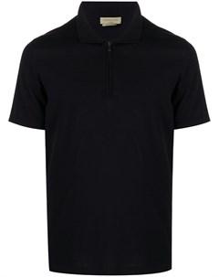 Рубашка поло на молнии Corneliani