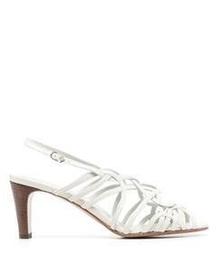 Туфли Leah с ремешком на пятке Michel vivien