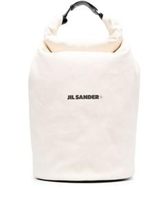 Рюкзак с логотипом Jil sander