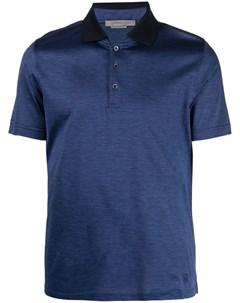 Рубашка поло с короткими рукавами Corneliani