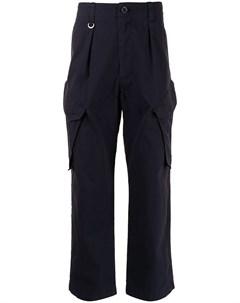 Прямые брюки карго Sophnet.