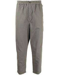 Укороченные брюки с эластичным поясом Sophnet.