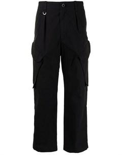 Укороченные брюки карго Sophnet.