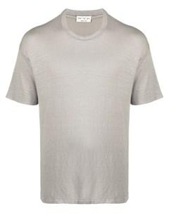 Фактурная футболка Ma'ry'ya