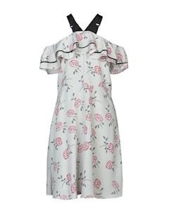 Платье до колена Armani exchange