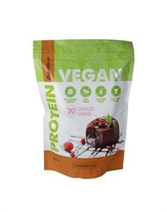 Протеиновый коктейль Vegan Шоколадный фондан 900 г Bombbar