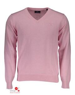 Пуловер цвет розовый Gant