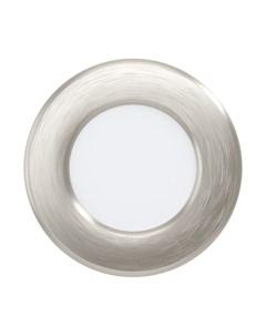 Встраиваемый светодиодный светильник Fueva 5 Eglo