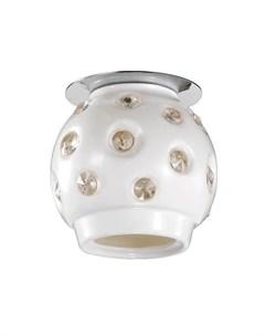Встраиваемый точечный светильник zefiro Novotech