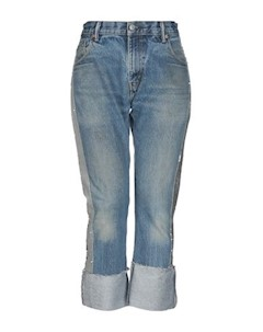 Джинсовые брюки Kendall + kylie with levi's