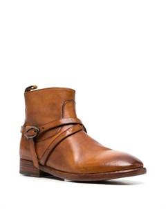 Ботинки с ремешками Sartore