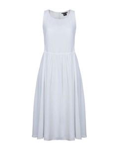 Платье длиной 3 4 Armani exchange