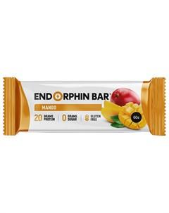 Батончик протеиновый Манго 60 г Endorphin bar