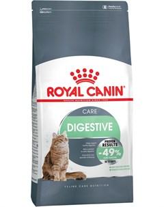 Digestive Care для взрослых кошек при аллергии 2 кг х 3 шт Royal canin
