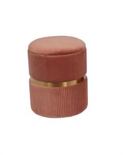 Пуфик roma розовый 44 см My interno