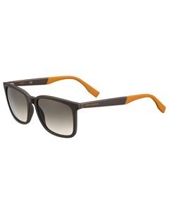 Солнцезащитные очки мужские 0263 S BU BUORNG 233574GSS55HA Boss orange