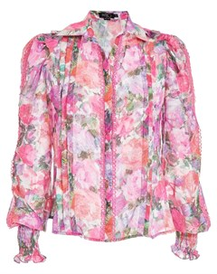 Блузка Blossom Patbo