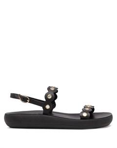 Декорированные сандалии Clio Ancient greek sandals