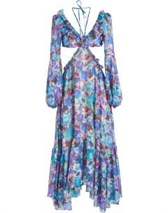 Платье Blossom с вырезами Patbo
